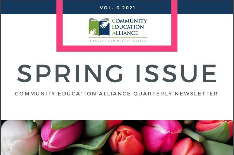 CEA Spring Newsletter