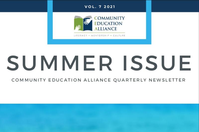 CEA Summer Newsletter